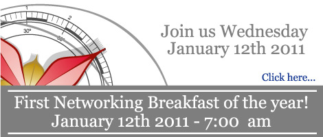 First We2 Breakfast of 2011!!! - January 12, 2011