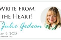Write from the Heart!