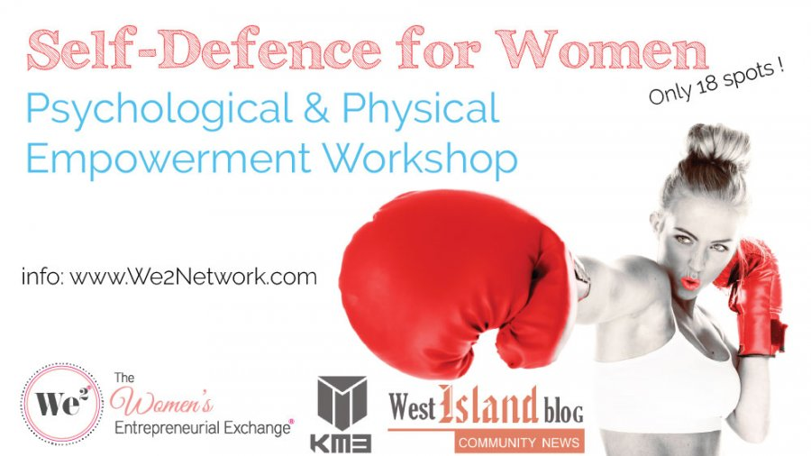 We2-Self-Defence for Women