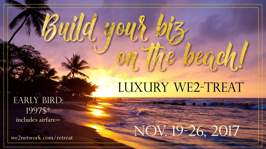We2Treat - 2017 Nov 19-26 Retreat
