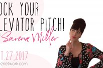 Rock Your Elevator Pitch!