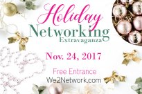 We2 Holiday Extravaganza 2017