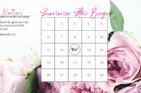 We2 Summer Star Bingo – Play