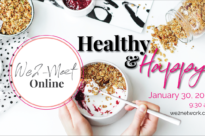 Happy & Healthy Online Workshop