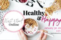 Happy & Healthy Online Workshop