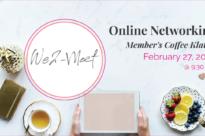 Online Coffee Klatch February 27, 2019