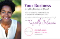Your Business: a Hobby, my Passion, or a Chore…?