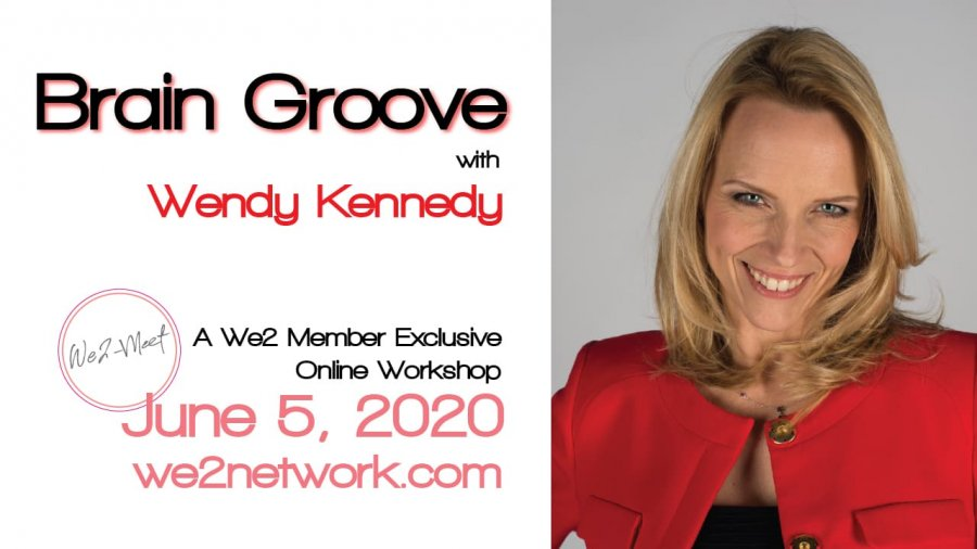 Brain Groove™ Workshop - We2network.com