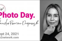 We2 Photo Day with Claudia Romero-Dneprovski