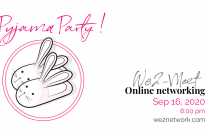 We2 Pyjama Party!!! Sep 16, 2020