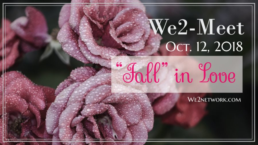 Fall in Love - We2 Meet