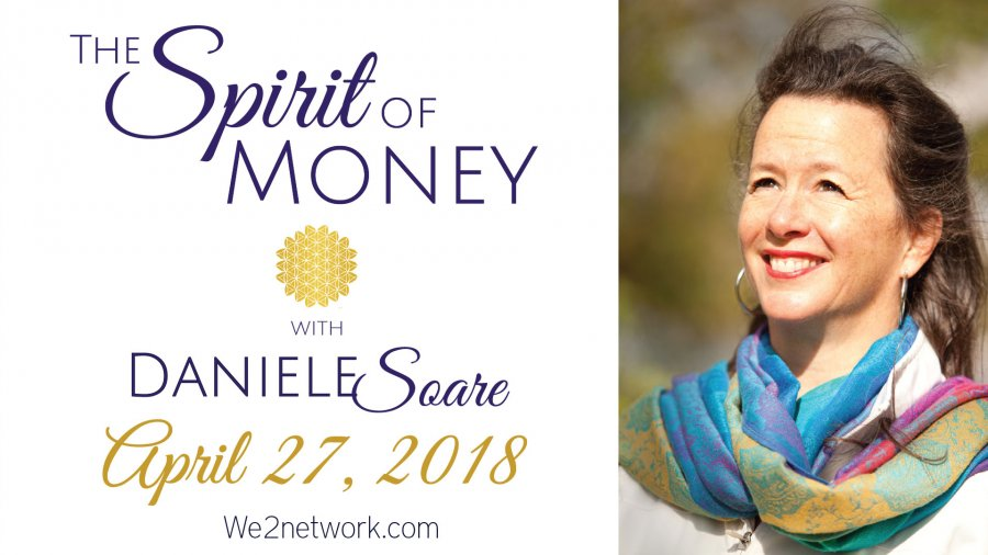 The Spirit of Money - We2 Meet with Daniele Soare