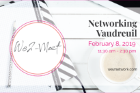 Vaudreuil Networking Feb 8, 2019