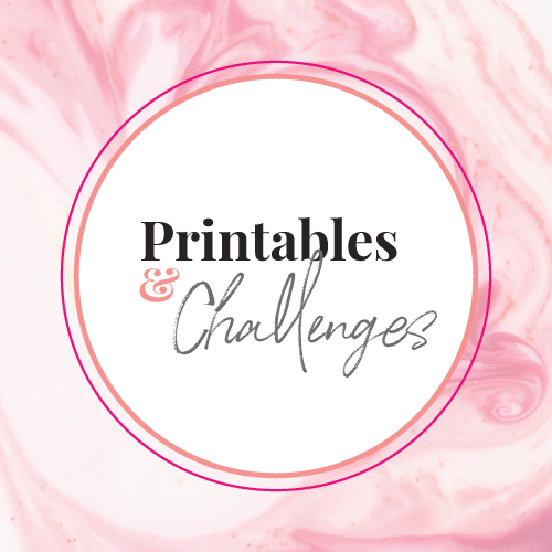 We2 Printables & Challenges