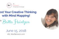 Boost your creative thinking potential with mind mapping!