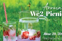 We2 Annual Picnic Party :: June 29th, 2018