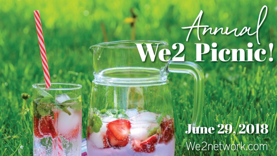 Annual We2 Picnic :: June 29th, 2018