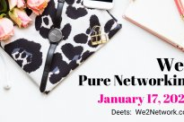 Pure Networking Vaudreuil January 17, 2020