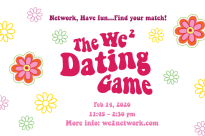 The We2 Dating Game Feb 14, 2020