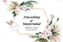 Networking & Mastermind April 17, 2020