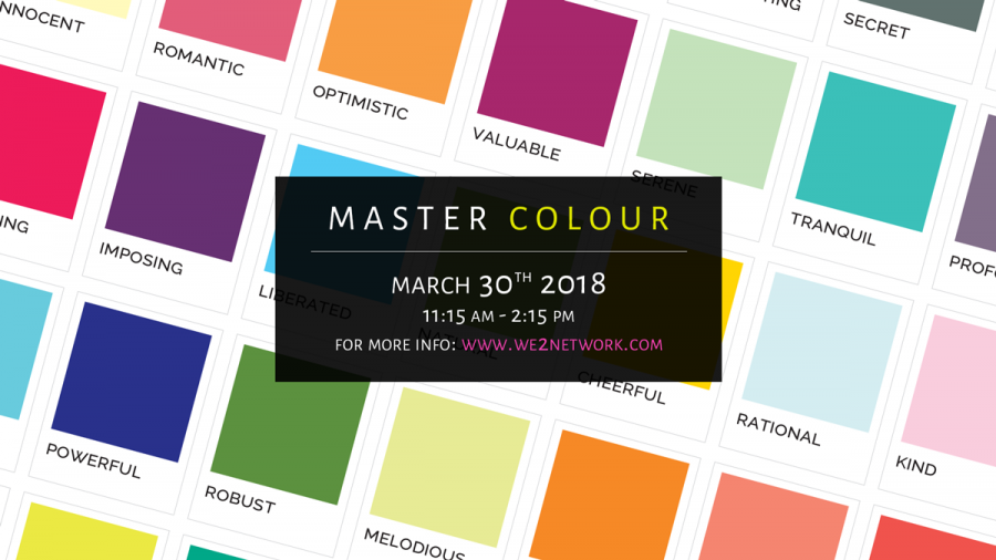 Master Colour - We2-Meet with Marie-Chantal Millete