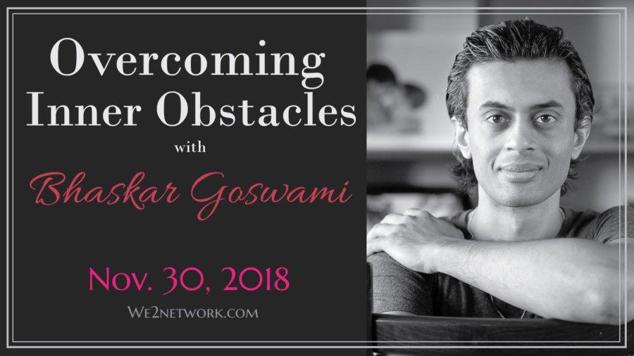We2-Meet Bhaskar Goswami - daana Yoga -globaldaana - BODHI